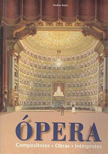 9783829028301: Opera: compositores, obras, interpretes