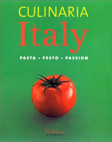 9783829029018: Culinaria Italy