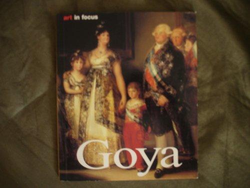 Imagen de archivo de Goya a la venta por Better World Books
