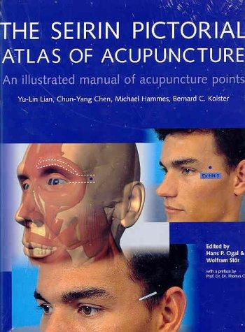 The Seirin Atlas of Acupuncture (Health)