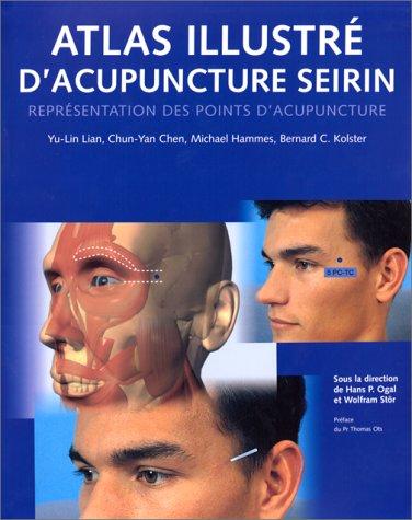9783829029971: Atlas illustré d'acupuncture Seirin