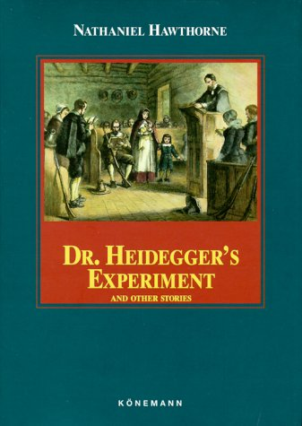 9783829031004: Dr. Heidegger's Experiment and Other Stories