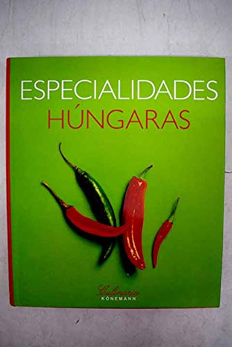 9783829032896: Especialidades Hungaras (Spanish Edition)