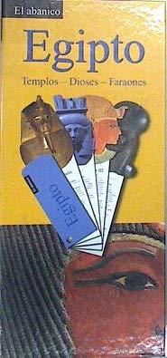 9783829032926: Egipto - Templos Dioses Faraones (Spanish Edition)