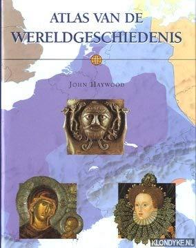 9783829033602: Atlas van de wereldgeschiedenis