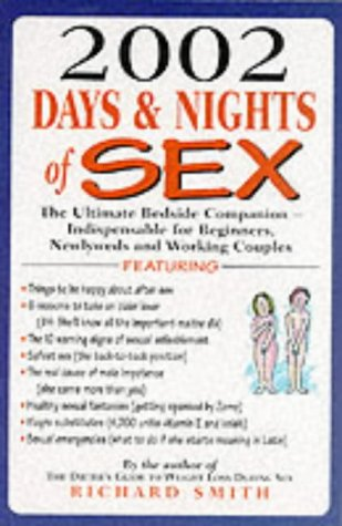 9783829036191: 2002 Days and Nights of Sex (Pyjama Parties)