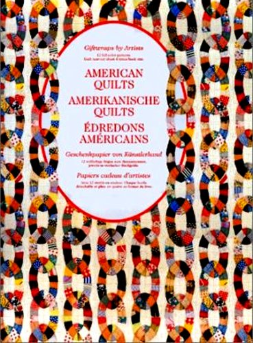 American Quilts - Gift Wraps By Artists;