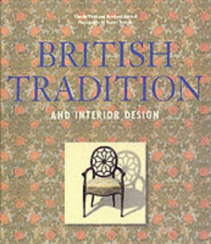 9783829048514: British Tradition and Interior Design: Town and Country Living in the British Isles