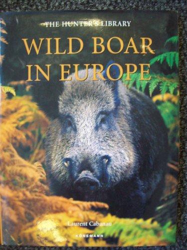 9783829055284: Wild Boar in Europe