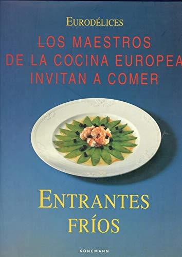 9783829060028: Entrantes Frios - Maestros de La Cocina (Spanish Edition)