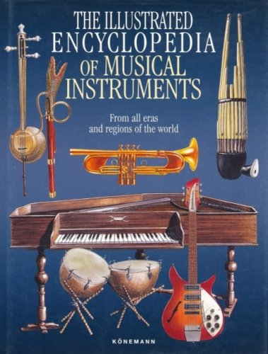 Illustrated Encyclopedia of Musical Instruments: Bozhidar Abrahev