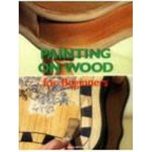 9783829060981: Painting on Wood for Beginners (Fine Arts for Beginners)