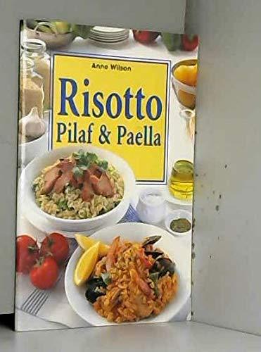 9783829063494: Risotto, pilaf & paella