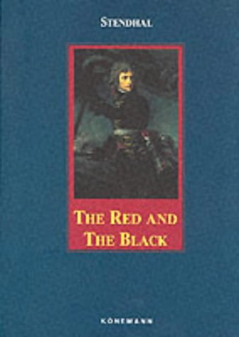 9783829069908: The Red and the Black (KONEMANN CLASSICS)