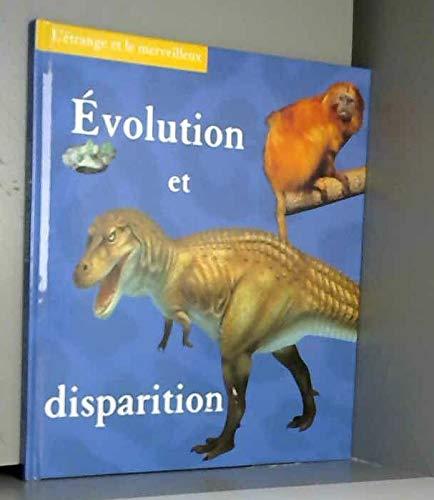 9783829072670: Evolution et disparition