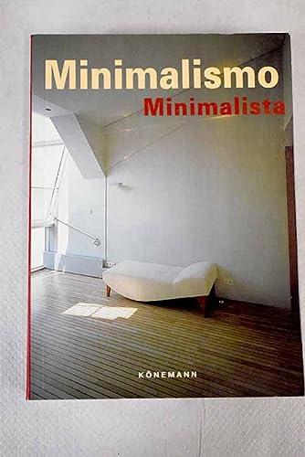 9783829088695: MINIMALISMO - MINIMALISTA - ESPA�OL