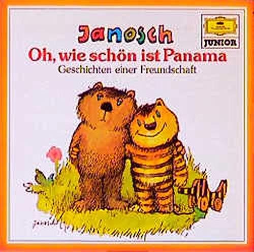 9783829104722: Oh, wie schön ist Panama /Komm, wir finden einen Schatz /Post für den Tiger /Ich mach dich gesund, sagte der Bär: Geschichten einer Freundschaft