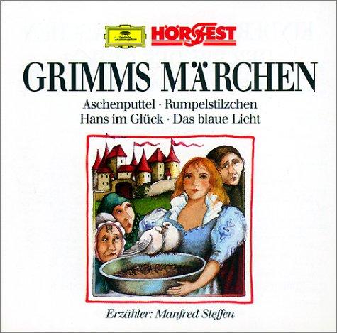 9783829104821: Grimms Märchen 1. CD: Aschenputtel / Rumpelstilzchen / Hans im Glück / Das blaue Licht
