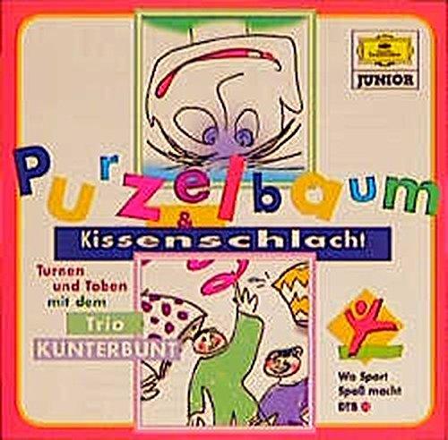 9783829107907: Purzelbaum und Kissenschlacht. CD: Turnen und Toben mit TRIO KUNTERBUNT