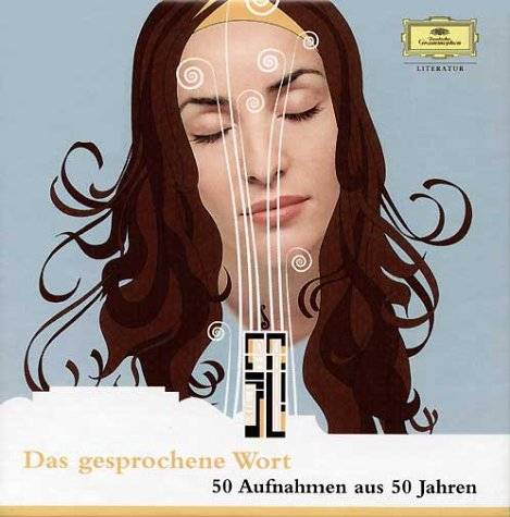 Das gesprochene Wort - 50 Aufnahmen aus 50 Jahren (25 CDs): Deutsche Grammophon (Hrsg.)