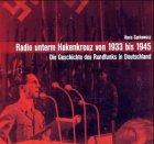 9783829114486: Vol. 19-Radio Unterm Hakenkreuz Von