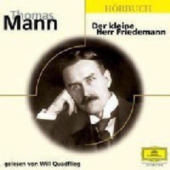 9783829115490: Der kleine Herr Friedemann. CD