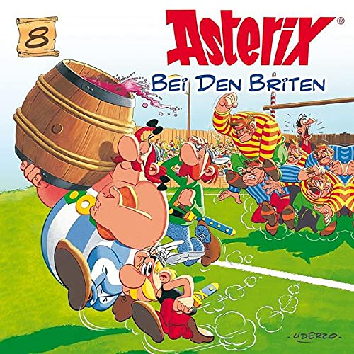 9783829116831: Asterix bei den Briten Audio CD (German Edition)