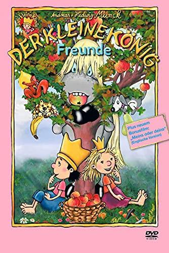 Der kleine K�nig. Freunde (_AV): Munck, Hedwig/Gieseler, Achim