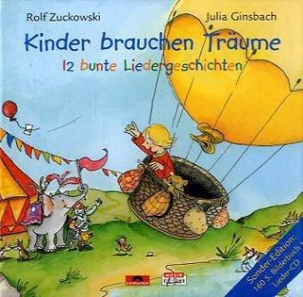 9783829118507: Kinder brauchen Träume, m. Audio-CD