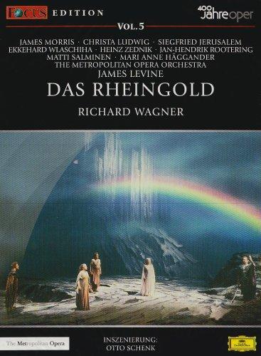 9783829119900: FOCUS DVD-EDITION VOL.5 DAS RHEINGOLD [Alemania]