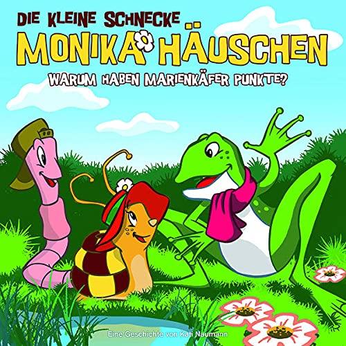 9783829122610: Die kleine Schnecke Monika Häuschen 05. Warum haben Marienkäfer Punkte?