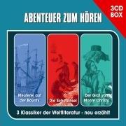 9783829123037: DIE 3-CD ABENTEUER HÖRSPIELBOX