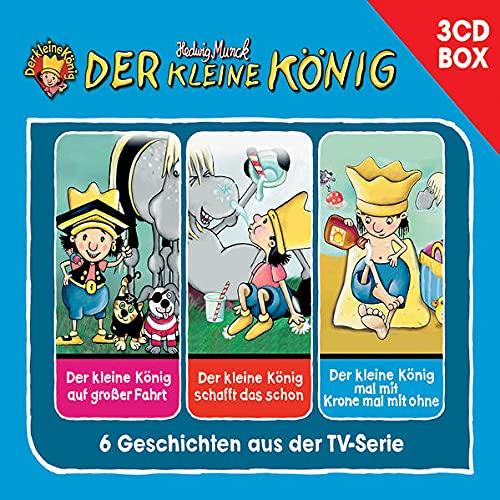 9783829124522: Der kleine König - Hörspielbox Vol. 2