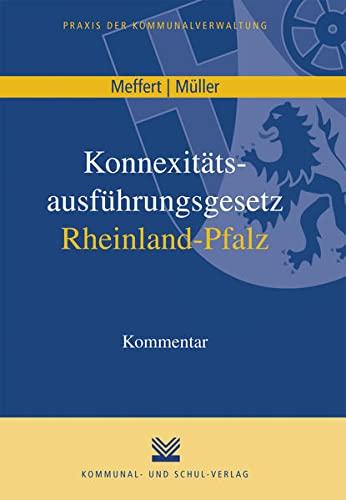 Konnexitätsausführungsgesetz Rheinland-Pfalz: Horst Meffert