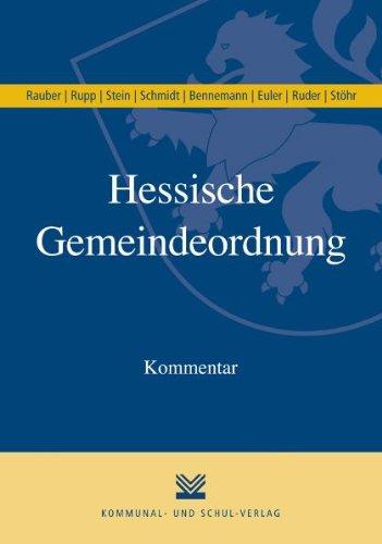 9783829309820: Hessische Gemeindeordnung (HGO)