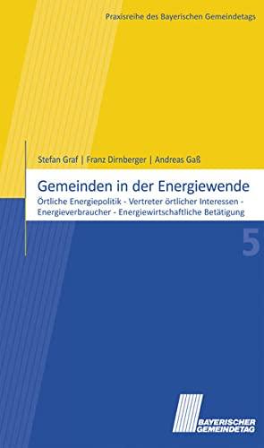Gemeinden in der Energiewende: Stefan Graf