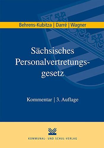 Sächsisches Personalvertretungsgesetz: Susanne Behrens-Kubitza