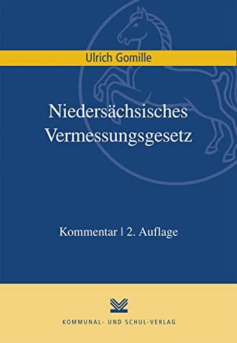 Niedersächsisches Vermessungsgesetz: Ulrich Gomille