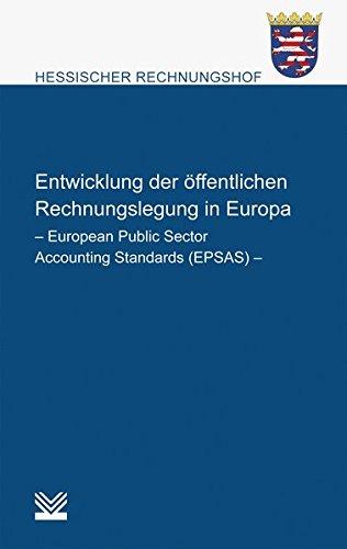 Entwicklung der öffentlichen Rechnungslegung in Europa