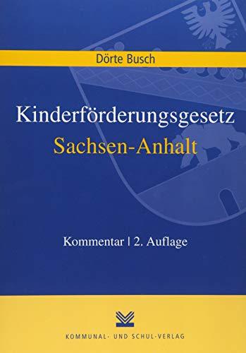 Kinderförderungsgesetz Sachsen-Anhalt: Dörte Busch