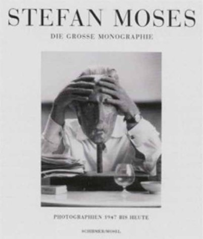 9783829600620: Stefan Moses Monograph /Allemand
