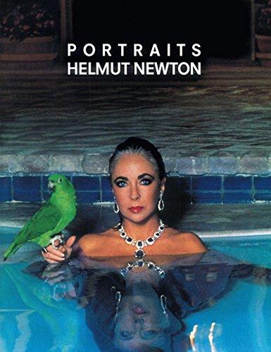 9783829601313: Helmut Newton Portraits /Anglais