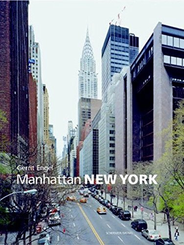 Gerrit Engel: Manhattan New York: Gerrit Engel; Jordan