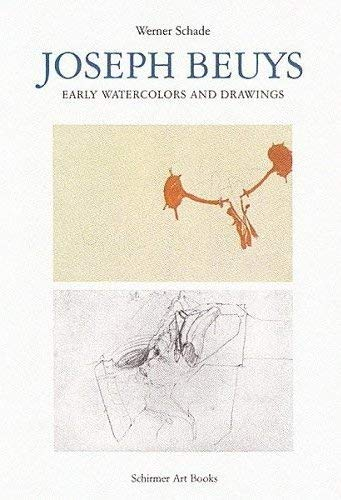 9783829601658: Joseph Beuys: Early Watercolors And Drawings