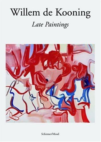 Willem de Kooning: Late Paintings: Sylvester, Julie
