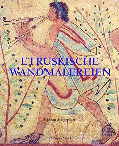 9783829602280: Etruskische Wandmalerei: Von der geometrischen Periode bis zum Hellenismus