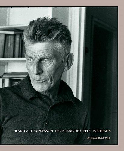 9783829602419: Henri Cartier-Bresson. Der Klang der Seele: Portraits von Künstlern und Schriftstellern