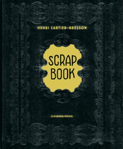9783829602808: Henri-Cartier Bresson: Scrap Book. Fotografien 1932 - 1946