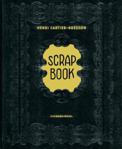 9783829602808: Henri-Cartier Bresson: Scrap Book. Fotografien 1932 - 1946