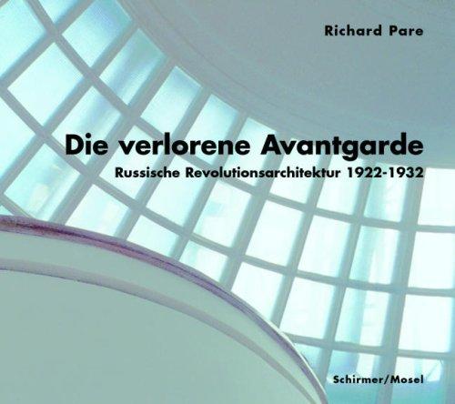 Die verlorene Avantgarde (9783829602990) by [???]